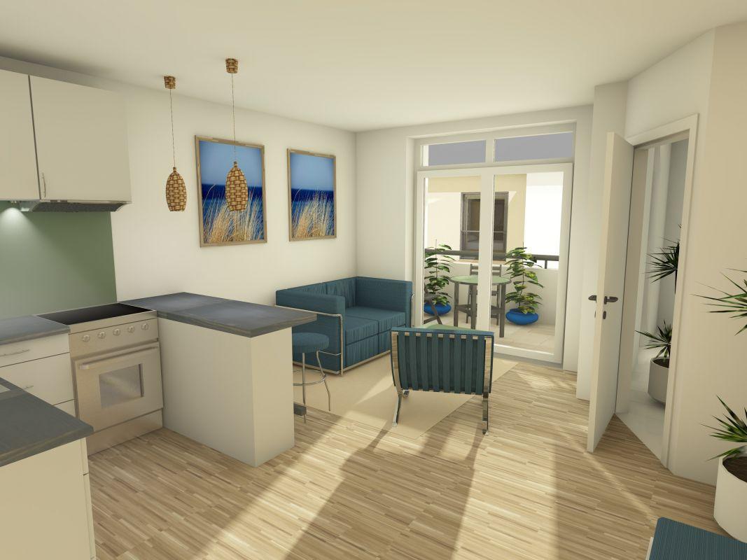 1 zimmer appartement m llerstra e lippstadt 1 og mieten bwg2punkt17. Black Bedroom Furniture Sets. Home Design Ideas